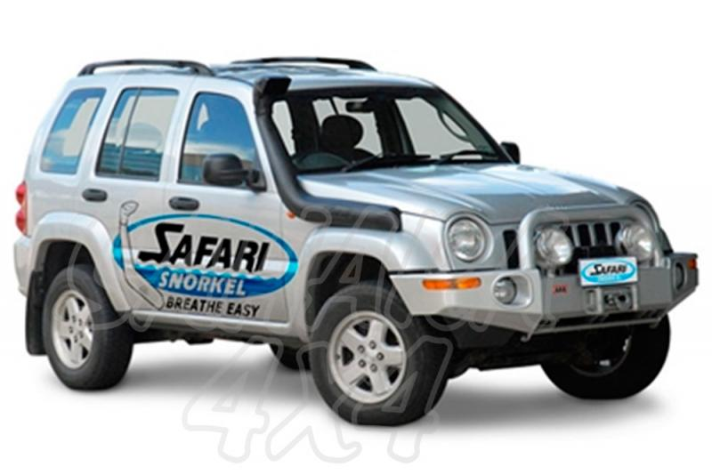Safari Snorkel Jeep Cherokee KJ - Safari Snorkel Original.