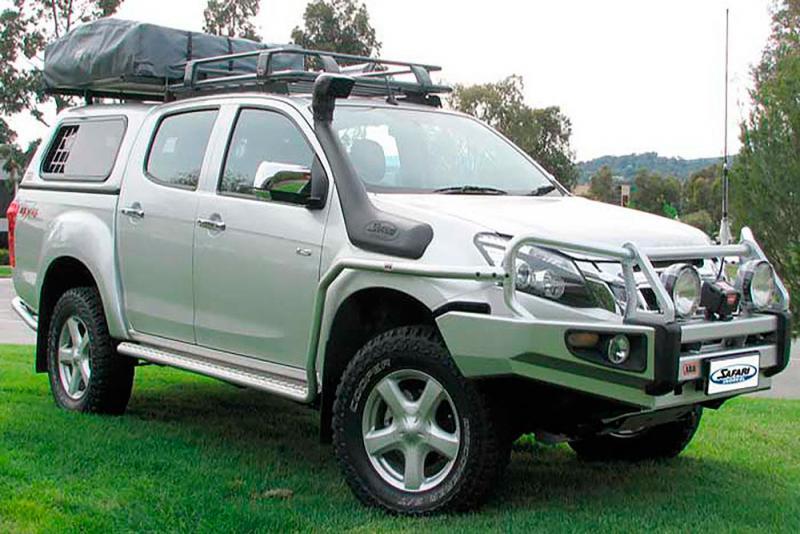 Safari Snorkel Isuzu D-Max 3.0 diesel 2012-2020