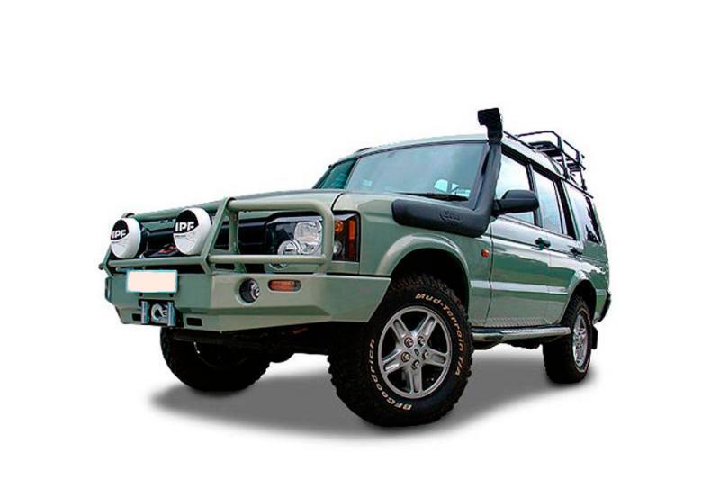 Safari Snorkel Land Rover Discovery II