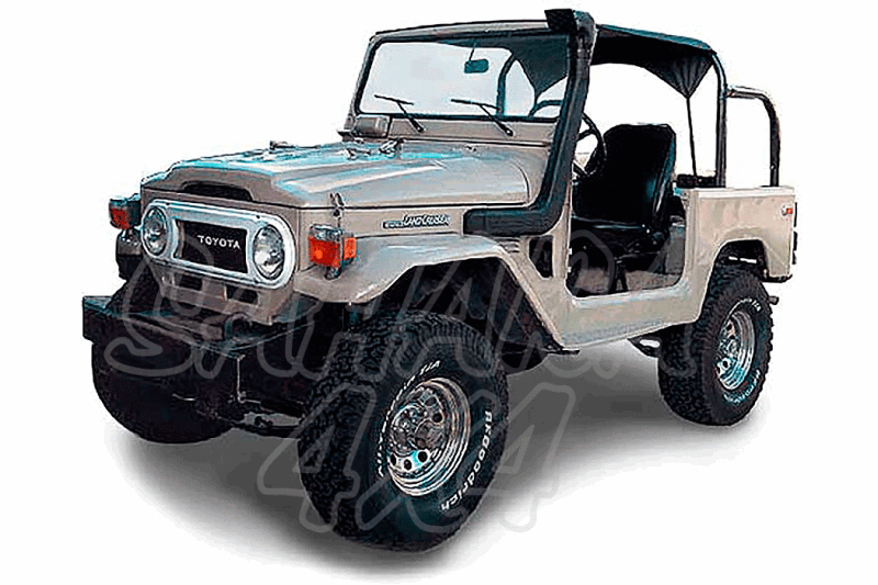 Safari Snorkel Toyota Land Cruiser BJ-40 , BJ-42 - Safari Snorkel Original.