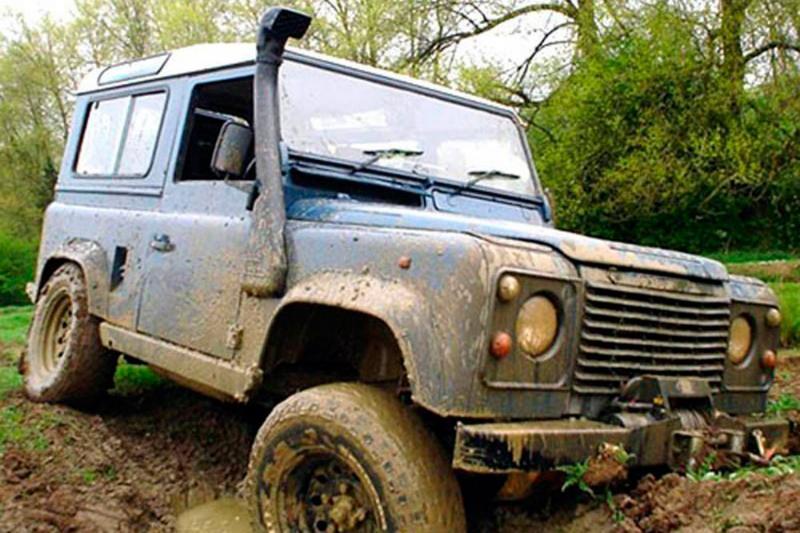 Safari Snorkel Land Rover Defender 300TD