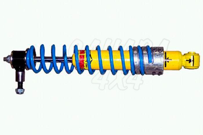 Amortiguador Direccion con Muelle Tough Dog (ojal-ojal) Nissan Patrol GRY61