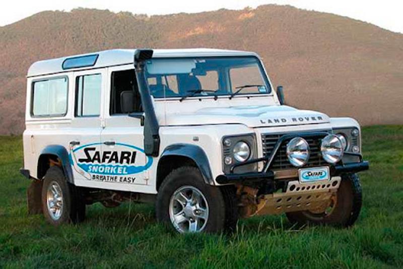 Safari Snorkel Land Rover Defender TD4 & TD5