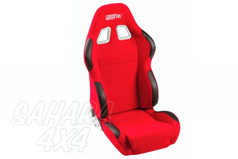Asientos Race Sport TECH-ART - Asiento reclinable .