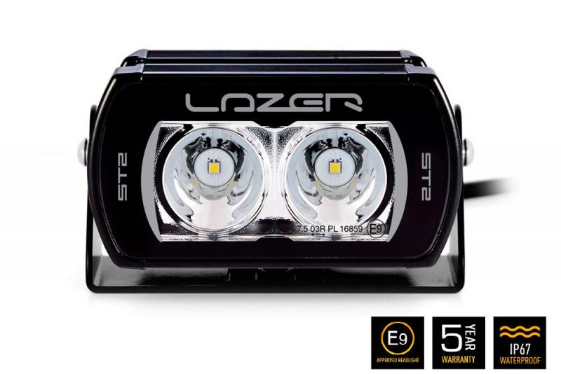 Faro LED Lazer ST2 Evolution CE 7.5