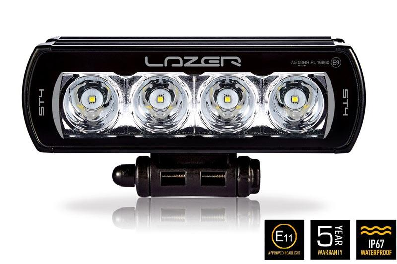 Faro 4 LED Lazer ST4 EVOLUTION Homologable