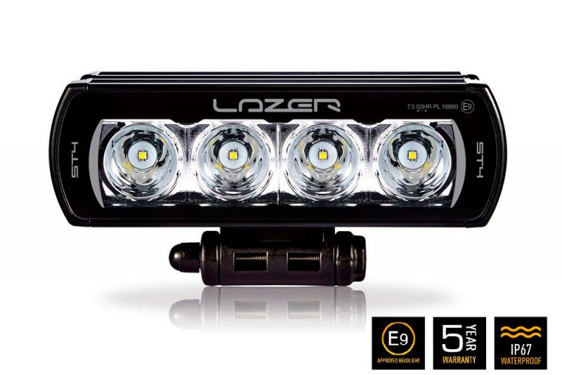 Faro LED Lazer ST4 Evolution CE 10