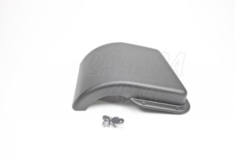 Toma de aire para calefaccion - Entrada de aire de la calefaccion del coche, fijacion sobre la rejilla original.