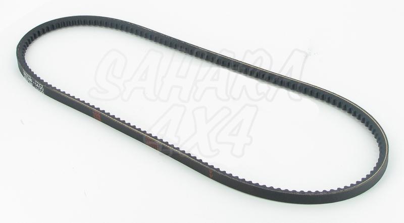 Correa de Accesorios , Alternador - Medidas 1020 mm de largo y 9.5 mm ancho