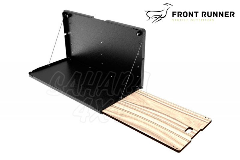 Mesa Interior Plegable Front Runner - Válido para Jeep JK y superficies planas adecuadas