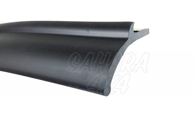 Aletines +5.5 cm Temko Flexy Flares   - Aletines universales +5.5 cm. Para Fijacion Lateral inferior. (4 rollos de longitud de 1,5 metros cada uno)