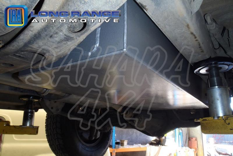 Depósito auxiliar, 75L, Toyota KZJ95 & KDJ95  - LRA Depósito auxiliar, 75L. Fotografía generica.