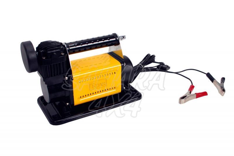 Compresor Portatil T-Max 72 L/Min 12 v