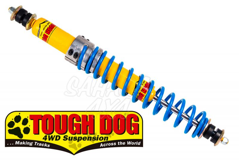 Amortiguador Direccion con Muelle Tough Dog Hilux Vigo 2005-2016