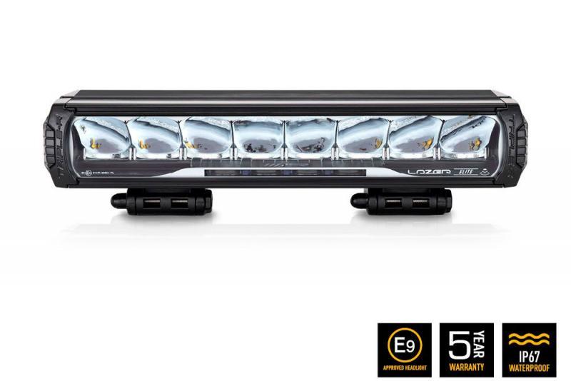 Faro LED Lazer Triple-R 1000 Elite CE 30 con asistente de luz de cruce