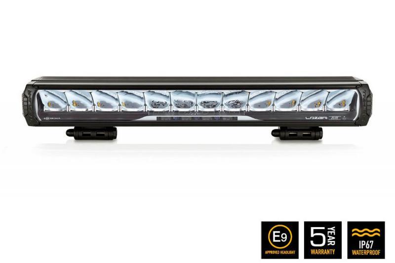 Faro LED Lazer Triple-R 1250 Elite CE 40 con asistente de luz de cruce