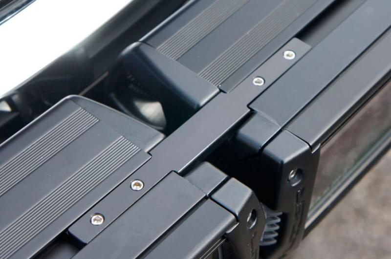 Piezas adaptadoras para dos faros ST/Tripe R Series