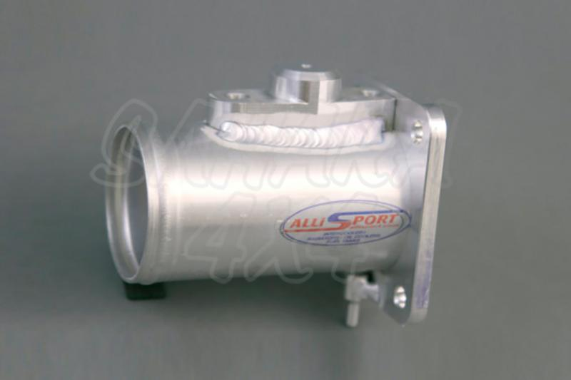 Kit para eliminar valvula EGR para Range Rover P3.8 2.5 diesel - Fabricado por Allisport