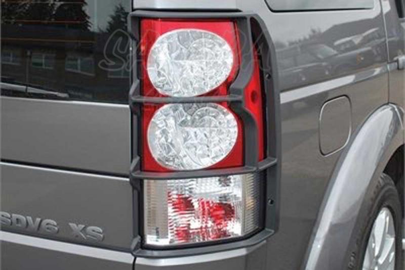 Protectores de faros traseros en plastico Land Rover Discovery IV - Pareja ,
