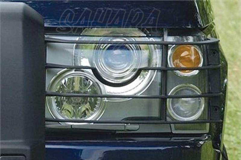 Protectores de faros delanteros en plastico Land Rover Range Rover - Pareja , Range Rover hasta 2006