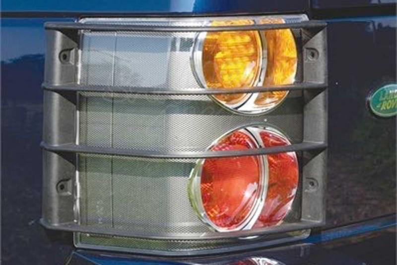 Protectores de faros traseros en plastico Land Rover Range Rover - Pareja ,