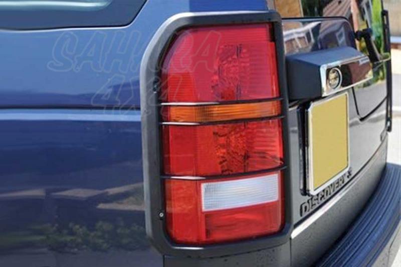 Protectores de faros traseros en plastico Land Rover Discovery III - Pareja ,