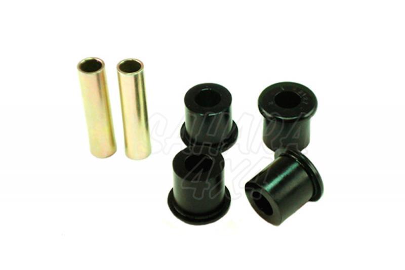 Nº10 Casquillos Nolathane poliurethano Ballestas traseras a chasis - Kit de 4 casquillos , 36 mm OD