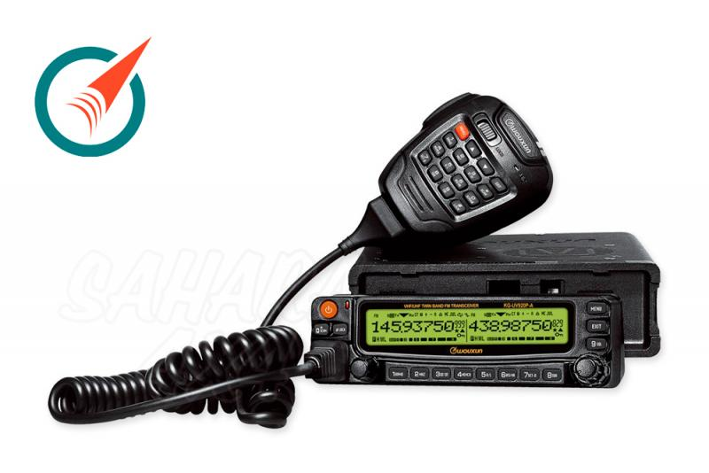 Emisora VHF/UHF Wouxun KG-UV920P - Emisora de 2 mts , VHF /UHF