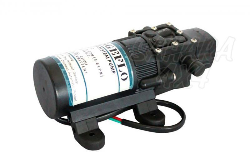 Bomba de Agua Front Runner 3.8 l/min - Valido para Bacas Front Runner