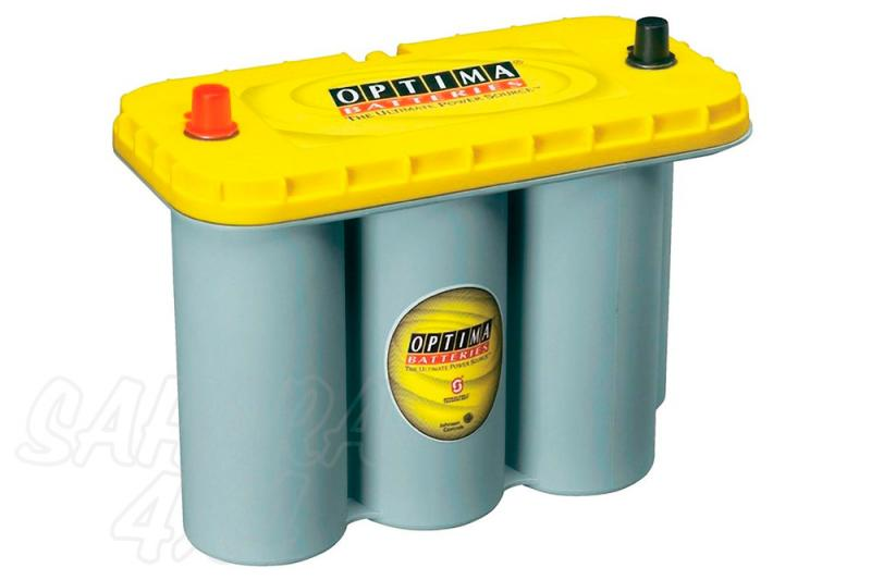 Bateria optima 5.5 yellow top  YTS 5.5 - Baterías Optima Yellow Top