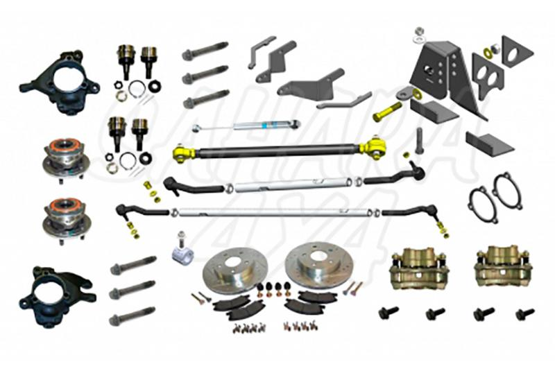 Sistema de conversion High Steer - Clayton Offroad - Kit de conversion