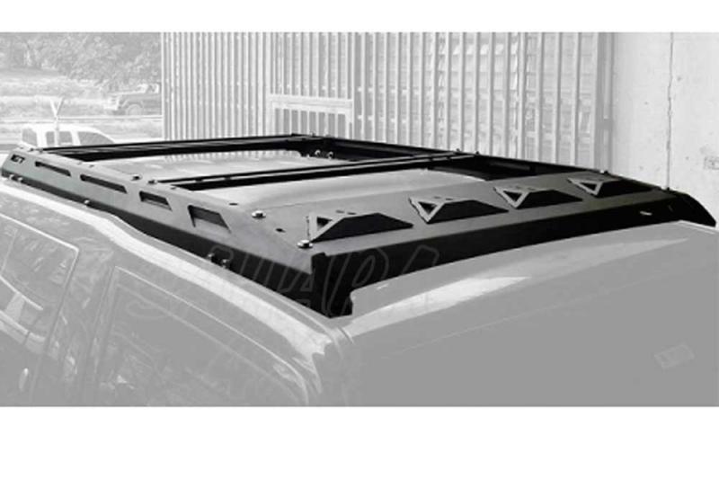 Porta equipajes ecotech para Mitsubishi Montero V20 3 puertas - Porta equipajes+Bandeja+Portafaros. Válida para Mitsubishi Montero V20 3 puertas. Pulse para ver toda la información.